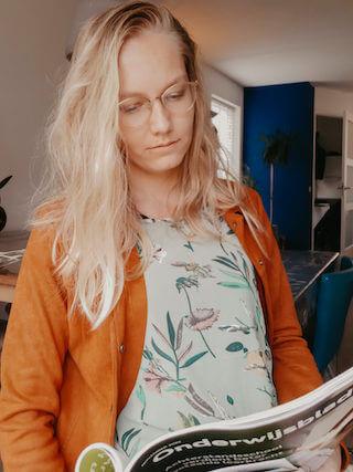 Lisanne de Vries online training